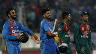 Live Streaming Details of India vs Bangladesh, 3rd T20I
