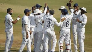 1st Test, Day 3: India Crush Bangladesh to Record Innings Victory; Take 1-0 Lead in Indore