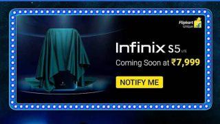 Infinix S5 Lite होगा सबसे सस्ता पंच-होल डिस्प्ले स्मार्टफोन, यह होगी कीमत