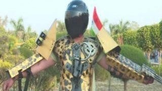 Iron Man सूट को एक युवक ने इंडियन आर्मी के लिए किया डेवलप, देखें कैसे करता है काम