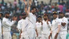 India vs Bangladesh Pink-Ball Test: Bangladesh Bowled Out for 106; Five-Wicket Haul For Ishant Sharma