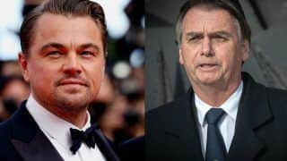 Amazon Burning: Brazil's President Jair Bolsonaro Claims Leonardo DiCaprio 'Contributed' to Devastating Fire