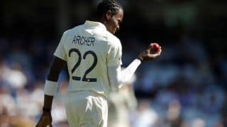 "Jofra Archer ""Absolutely Fine to Play"" After Racial Abuse, Says England Captain Joe Root"
