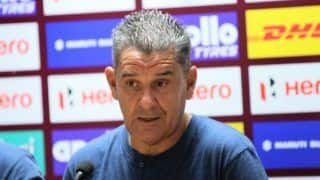 Indian Super League: Chennaiyin FC Sack Coach John Gregory After Another Lacklustre Start