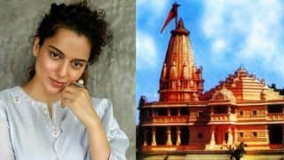 Kangana Ranaut Announces New Film Based on Ram Mandir Case, Titled Aparajitha Ayodhya