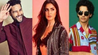Siddhant Chaturvedi's Horror-Comedy With Katrina Kaif And Ishaan Khatter Titled Phonebhoot?
