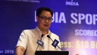 Hopefully, India Will Revive its Lost Glory in Hockey: Sports Minister Kiren Rijiju