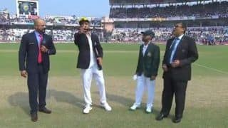 India vs Bangladesh Pink-Ball Test: Bangladesh Win Toss And Opt to Bat First Against Unchanged India