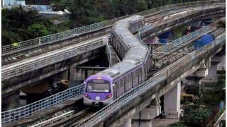 With Subtle Hike on Ridership, Delhi Metro Enters 2nd Phase of Resumption; Blue And Pink Line Open Today