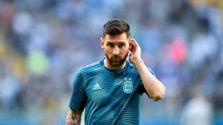 Brazil Coach Claims Lionel Messi Told Him to 'Shut Up'