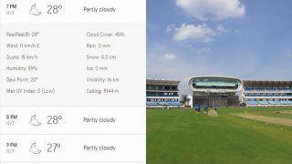 India vs Bangladesh Weather Update, 2nd T20I: Cyclone Maha, Rain Threat Loom Large As India Eye Comeback