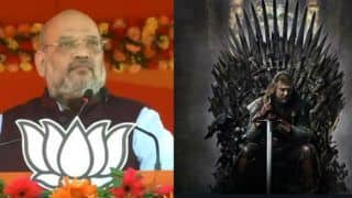 Netizens Compare Maharashtra Politics With Game of Thrones- Check Memes