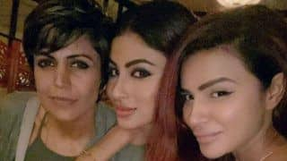 Mandira Bedi, Aashka Goradia And Mouni Roy Give Major BFF Goals as They Pose For The Camera Together