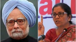 GDP Growth Rate: Deeply Worrying, Says Manmohan Singh; Will Pick up From Next Quarter, Claims Ministry