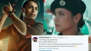 Mardaani 2 Trailer Twitter Reaction: Netizens Say Rani Mukerji's Film is Phenomenal With a Lot of Suspense