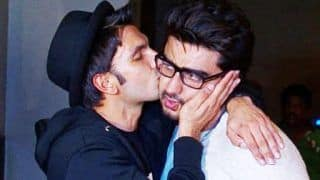 Ranveer Singh Cheering For Arjun Kapoor After Panipat's Trailer Goes Viral is What Best Buddies Are There For