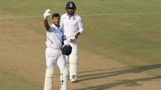 IND vs BAN, 1st Test, Day 2: Mayank Agarwal's Second Double Ton Leads India's Mauling of Bangladesh