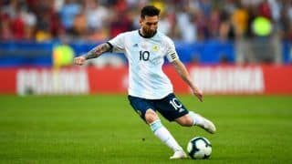 Lionel Messi Selected in Argentina's FIFA World Cup 2022 Qualifier Squad