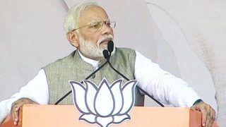 Jharkhand Assembly Polls 2019: 'Will End Naxalism, Create Peaceful Environment,' Says PM Modi at Daltonganj Rally