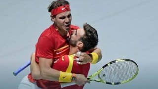 Rafael Nadal Stars as Spain Defeat Canada to Claim Sixth Davis Cup Title