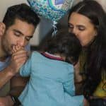 Neha Dhupia, Angad Bedi Celebrate Daughter Mehr's First Birthday in Amritsar- See Pics