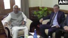 पटना में नीतीश कुमार से मिले बिल गेट्स, बिहार के बारे में कही ये बड़ी बात