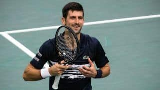 Novak Djokovic Wins Record-Extending Fifth Paris Masters Title