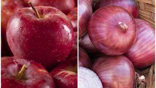 इंदौर में सेब के बराबर पहुंचे प्याज के दाम, महंगाई से बिगड़ा गृहस्थी का बजट