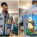 Hardik Pandya Unveils  His Custom Made 'Kung Fu Pandya' Jacket   SEE PICTURES