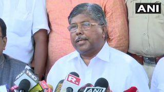 'Pankaja Munde Neither Quitting BJP, Nor Joining Shiv Sena,' Clarifies BJP Leader Chandrakant Patil