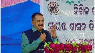 ओडिशा: कांग्रेस विधायक ने विधानसभा अध्यक्ष को किया 'फ्लाइंग किस', ठहाकों की आवाज से गूंजा सदन