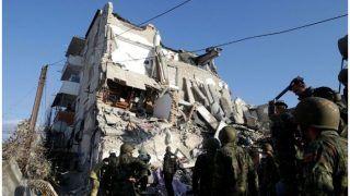 UPDATE: अल्बानिया में आए भूकंप में 20 की मौत, 600 से अधिक घायल