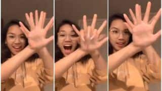 Watch | This Video of A Girl Doing Finger Tricks is Tripping Out the Internet. Think You Can Do It?