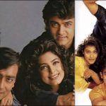 Juhi Chawla's Throwback Pictures With Kajol-Ajay Devgn-Aamir Khan Set Fans Nostalgic, Celebrates 22 Years of Ishq