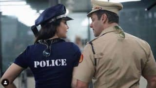 इन तस्वीरों से हुआ खुलासा, 'दबंग 3' में भाईजान के साथ नजर आ सकती है प्रीति जिंटा?