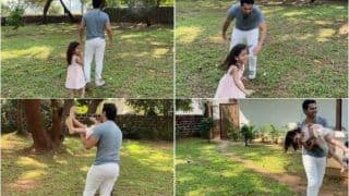 Varun Dhawan Sets Fans Gushing Over Cute Video of Playing Boo Game on Sets With THIS Little Munchkin
