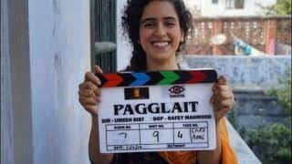 Oscar Fame Guneet Monga Announces New Film on Birthday, Casts Dangal Star Sanya Malhotra in Pagglait