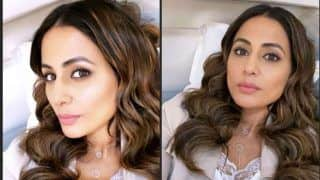 Hina Khan's Sleek And Chic Look is The New Thing on The Internet Today- See Pics