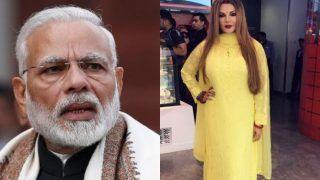VIDEO: महाराष्ट्र में सरकार बनने के बाद राखी का ये वीडियो हो रहा है वायरल, अब तक देख चुके हैं इतने हजार लोग