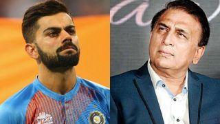 गावस्कर का कोहली पर तंज, कहा-आपके पैदा होने से पहले भी जीतती थी भारतीय टीम