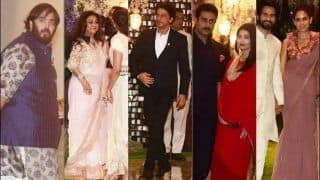 Arjun Kothari Pre-Wedding Party: Ambanis-Shah Rukh Khan-Aishwarya Rai And Others Amp Glamour Quotient