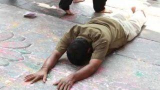 यूपी में सामने आई एक अजीबो-गरीब घटना, शौचालय को मंदिर समझ लोग करनेजाते थे पूजा