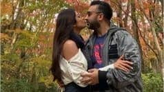 Shilpa Shetty's Video of Kissing Raj Kundra 'Happy Anniversary' in Kyoto is Mushiest Thing on Internet