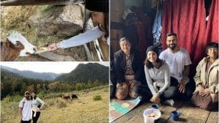 Anushka Sharma-Virat Kohli's Latest Trek Story From Bhutan's Village Will Leave Your Heart Fully Warmed