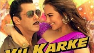 Dabangg 3 Song Yu Karke Out: Salman Khan Returns as Singer With Absurd Lyrics-Bizarre Kissing Sounds