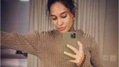 Lisa Haydon Sets Fans Drooling Over Her Sultry Dress This Friday Night, Pic Flaunting Baby Bump Goes Viral