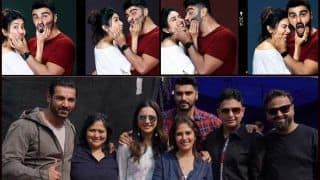 Rakul Preet-Arjun Kapoor Begin Shooting For John Abraham's Untitled Production, Goofy Pictures go Viral
