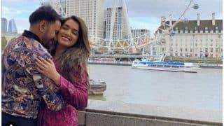 Bhojpuri Hot Couple Dinesh Lal Yadav Aka Nirahua And Amrapali Dubey Romance in London, See Lovey-Dovey Pictures