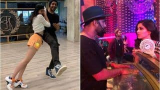 Ananya Panday-Kartik Aaryan's Picture of 'Hardly Rehearsing' For Dheeme Dheeme Song Goes Viral