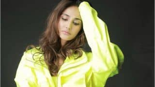 Vaani Kapoor's Sultry Poses in Neon Green Dress is Enough to Make Our Friday Night Lit AF And THIS Picture Is Proof!